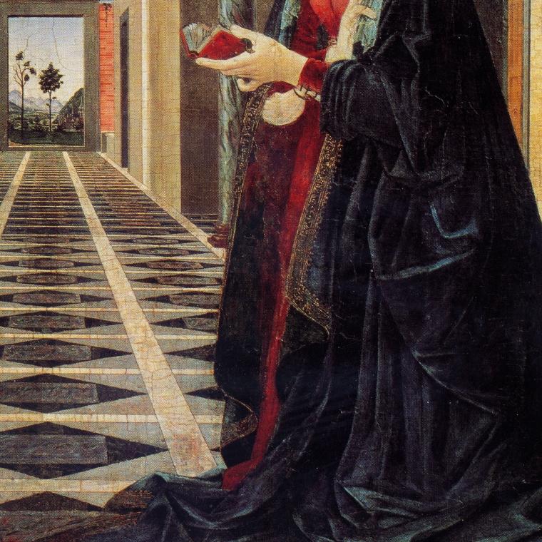 Piermatteo D 39 Amelia Annunciazione Annunciation
